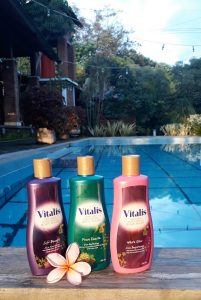 Review Vitalis Body Wash Produk
