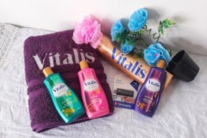 Review Produk Vitalis Body Wash